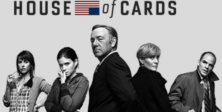 "Netflix-Serie ""House Of Cards"""
