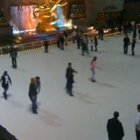 Rockefeller Center - Ice Rink